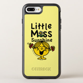 Kleines kleines Fräulein Sunshine Laughs OtterBox Symmetry iPhone 8 Plus/7 Plus Hülle