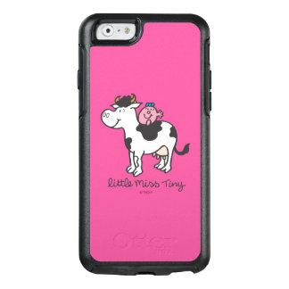 Kleines Kuh-Reiten Fräulein-Tiny | OtterBox iPhone 6/6s Hülle