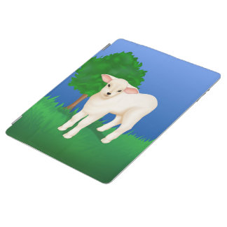 Kleines Lamm iPad Smart Cover