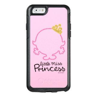 Kleines leeres Gesicht Fräulein-Prinzessin | OtterBox iPhone 6/6s Hülle