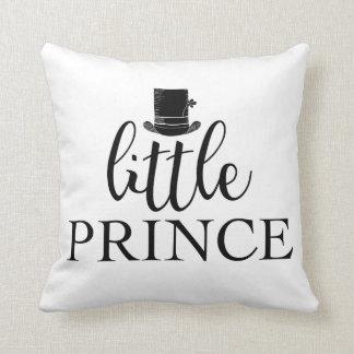 Kleines Raum-Dekor-Wurfs-Kissen Prinz-Baby Kissen