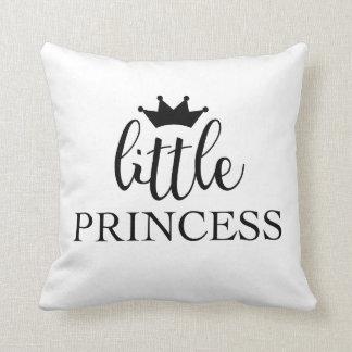 Kleines Raum-Dekor-Wurfs-Kissen Prinzessin-Baby Kissen