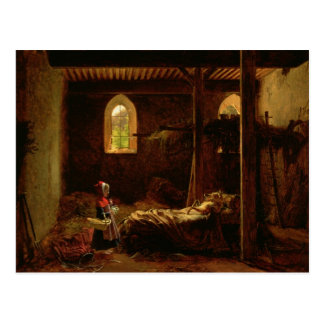 Kleines Rotkäppchen, c.1820 Postkarte