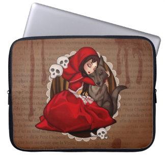 Kleines Rotkäppchen Laptopschutzhülle