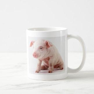 Kleines Schwein Kaffeetasse
