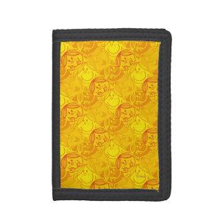 Kleines sonniges gelbes Muster Fräulein-Sunshine  
