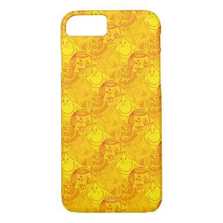 Kleines sonniges gelbes Muster Fräulein-Sunshine | iPhone 8/7 Hülle