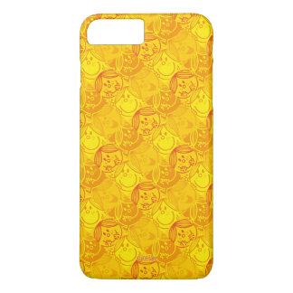Kleines sonniges gelbes Muster Fräulein-Sunshine   iPhone 8 Plus/7 Plus Hülle