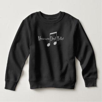 Kleinkind-Dunkelheits-Sweatshirt des Sweatshirt