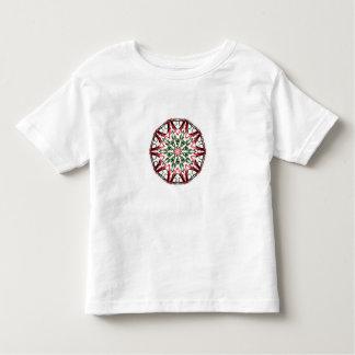 Kleinkind-feiner Jersey-T - Shirt