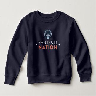 Kleinkind-Fleece-Sweatshirt Sweatshirt