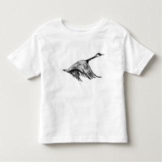 Kleinkind-kurzer Hülsen-T - Shirt