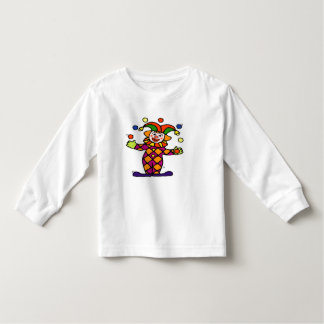 Kleinkind, lange Hülse, T-Shirt