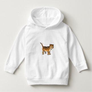 Kleinkind-Pullover-KatzeHoodie Hoodie