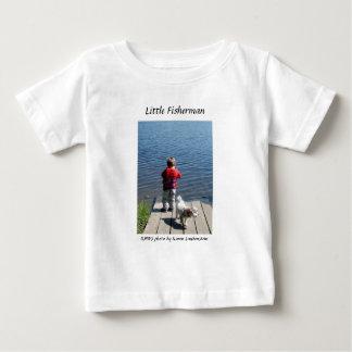 Kleinkind T/kleiner Fischer Baby T-shirt