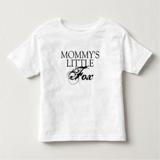 Kleinkind-T-Stück der FUCHS der Mama kleines Kleinkind T-shirt
