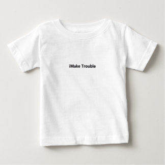 Kleinkind-Unruhestifter Baby T-shirt