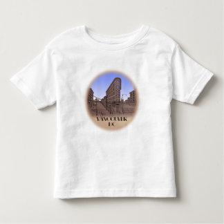 Kleinkind-Vancouver-Andenken-T - Shirt Gastown