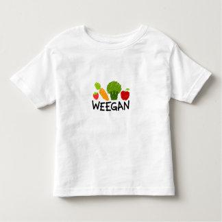 Kleinkind Weegan T - Shirt - Licht