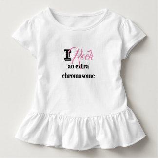 """Kleinkindrüsche T-Shirt """"ich schaukele ein"""
