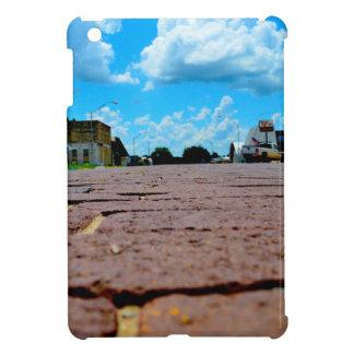 Kleinstadt-Hauptstraße Hülle Für iPad Mini
