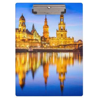 Klemmbrett Dresden