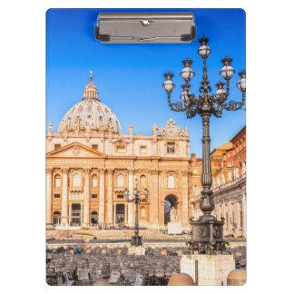 Klemmbretter Vatikan Rom