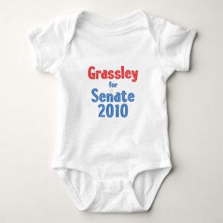 Klemme Grassley für Stern-Entwurf des Senats-2010 Baby Strampler