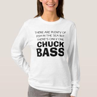 Klemmen-lange Bass-Hülse T-Shirt