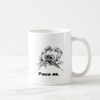 Klemmen Sie mich Kaffeetasse
