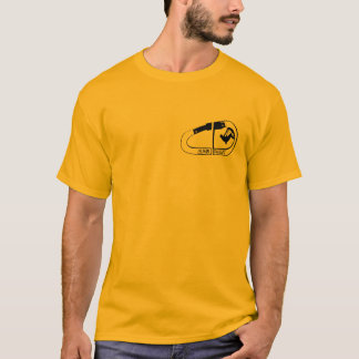 Klettern-Hände T-Shirt