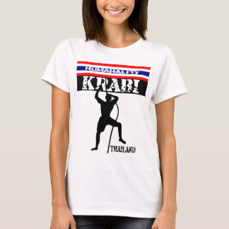 Klettern Humanality Tonsai Thailand T-Shirt