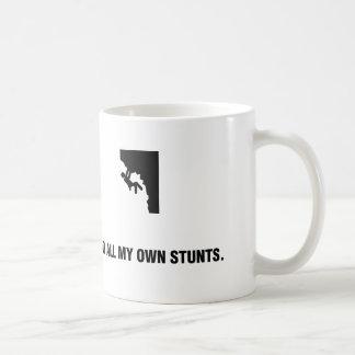 Klettern Kaffeetasse