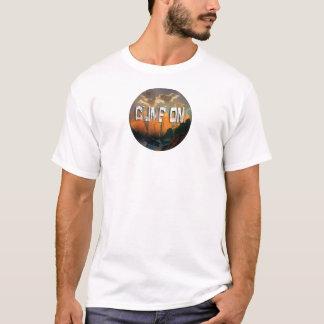Klettern Sie die Berge T-Shirt