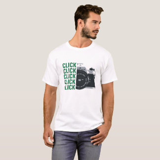 Klicken-Klicken-Klicken-Klicken-Klicken T-Shirt