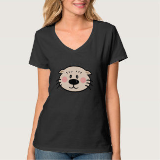 (Klicken, zum von Farbe u. von Art zu ändern) T-Shirt