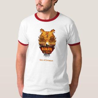 Klima wird gestiegen T-Shirt