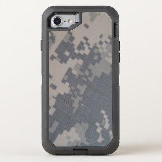 Klimaanlage-Art-Camouflage-Entwurf OtterBox Defender iPhone 8/7 Hülle