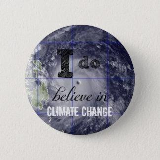 Klimawandel Runder Button 5,1 Cm