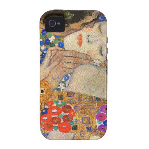 Klimt der Kuss iPhone 4 Fall iPhone 4/4S Cover