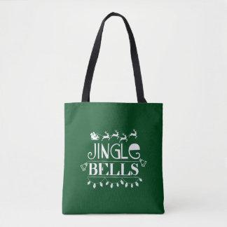 Klingel-Bell-Weihnachten Tasche