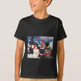 Klingel Katzen-Sammlung T-Shirt