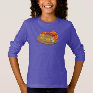 Klingel-Klingel wenig Gnome Hanes kardiert T-Shirt