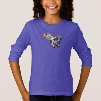 Klingel-Klingel wenig Gnome Hanes Kuh-Sweatshirt T-Shirt