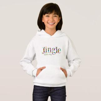 Klingel vollständig, niedliches Feiertags-Shirt Hoodie
