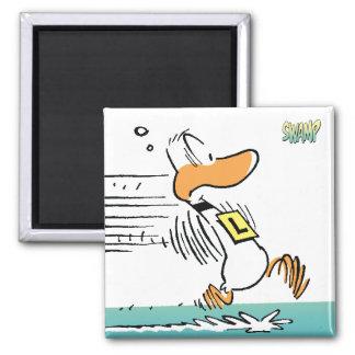 Klingeln DuckTake-Off Kühlschrankmagnet