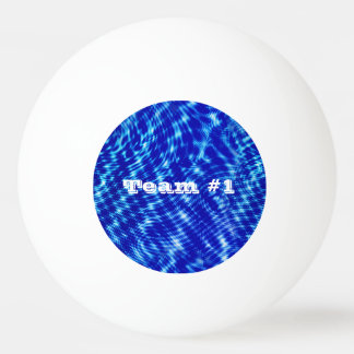 Klingeln Pong Ball des Team-#1 Tischtennis Ball