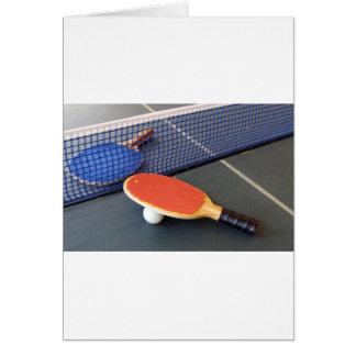 Klingeln Pong Karte