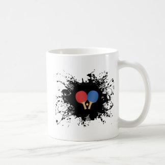 Klingeln Pong städtische Art Kaffeetasse