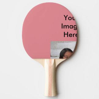 Klingeln Pong Tischtennis Schläger